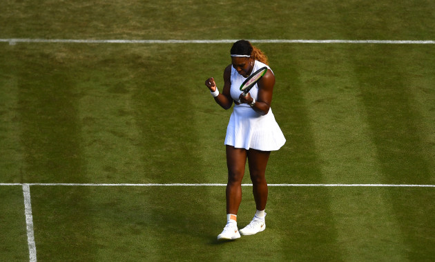 Wimbledon 2019 - Day Two - The All England Lawn Tennis and Croquet Club