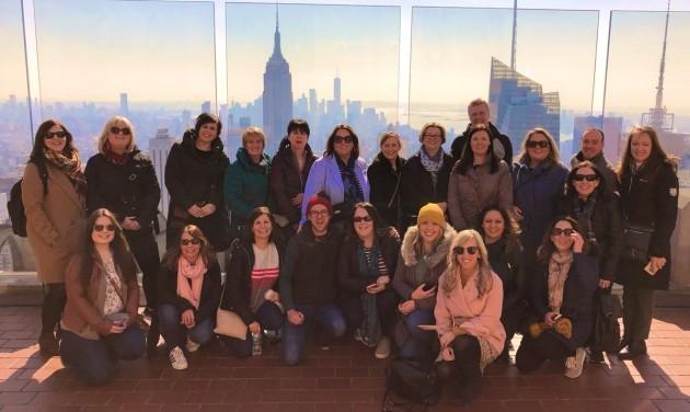 NYC, Rockefeller Centre