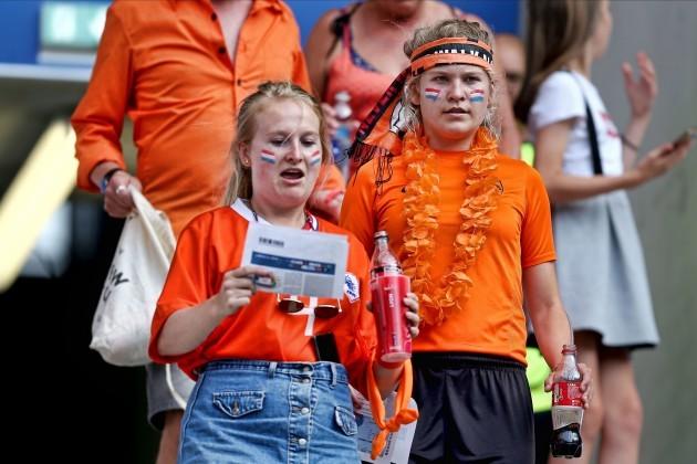 France: Netherlands vs Sweden (women)