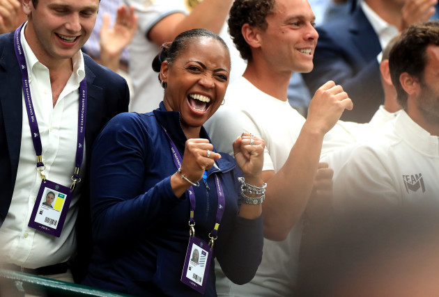 Wimbledon 2019 - Day Three - The All England Lawn Tennis and Croquet Club