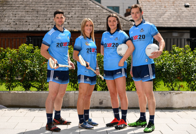 Dublin GAA sponsor AIG donates jersey takeover to 20x20 movement