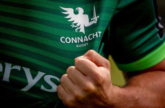Connacht Rugby Unveil New Logo  2019/20 Home Kit