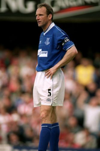 Soccer - FA Carling Premiership - Southampton v Everton