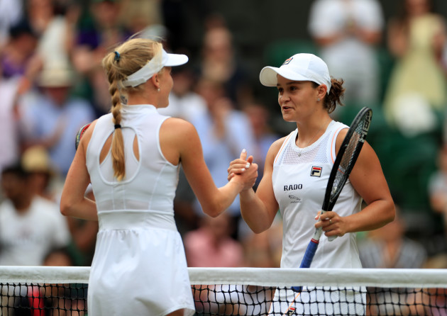 Wimbledon 2019 - Day Six - The All England Lawn Tennis and Croquet Club