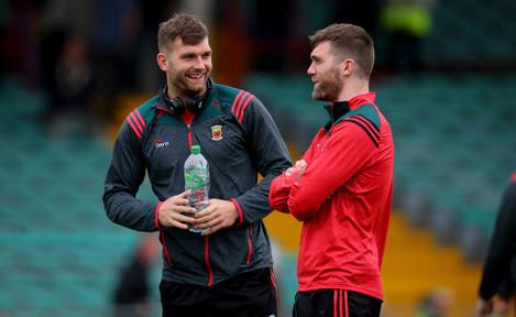 Aidan and Seamus O'Shea