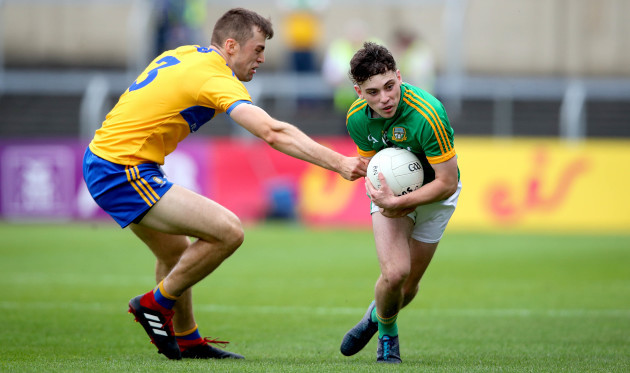 James Conlon and Cillian Brennan
