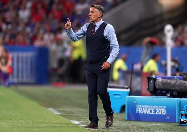 England v USA - FIFA Women's World Cup 2019 - Semi Final - Stade de Lyon