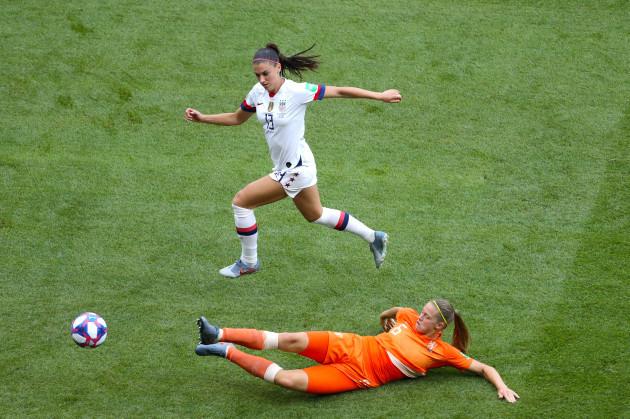 USA v Netherlands - FIFA Women's World Cup 2019 - Final - Stade de Lyon