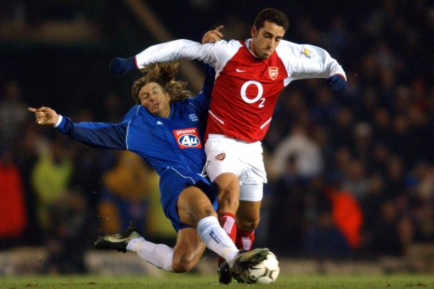 Soccer - FA Barclaycard Premiership - Birmingham City v Arsenal