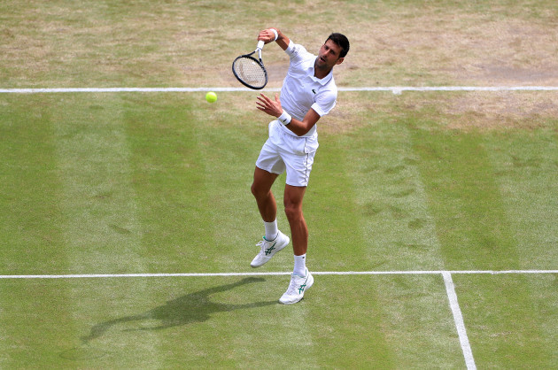 Wimbledon 2019 - Day Nine - The All England Lawn Tennis and Croquet Club