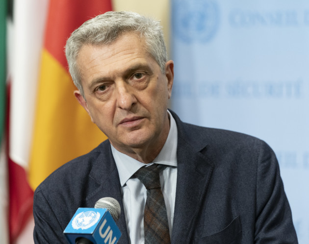 NY: UN High Commissioner for Refugees