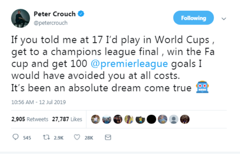 P Crouch
