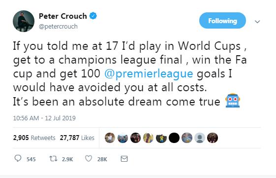 P Crouch