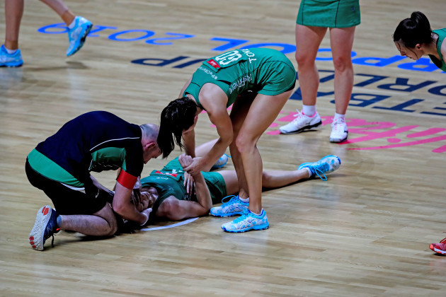 Netball World Cup 2019 - Day One - M&S Bank Arena