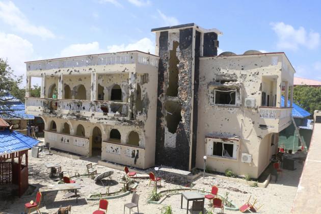 Somalia Extremist Attack