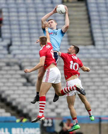 Brian Fenton with Ian Maguire and Kevin O'Driscoll
