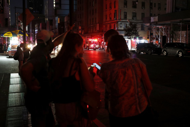 New York Power Outage