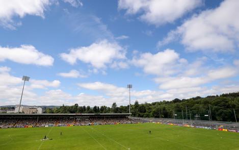 A general view of MacCumhaill Park
