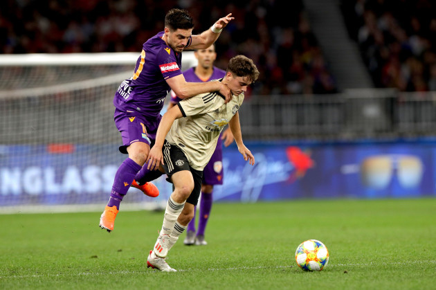 Perth Glory v Manchester United - Pre Season Friendly - Optus Stadium