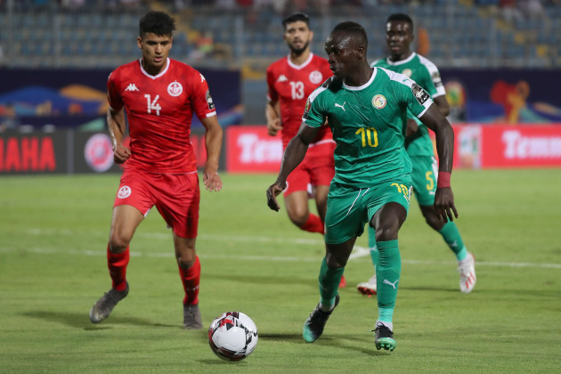 2019 Africa Cup of Nations - Senegal vs Tunisia