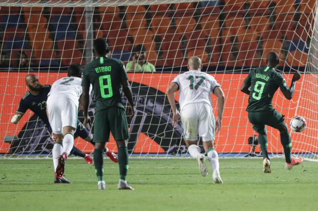 2019 Africa Cup of Nations - Algeria vs Nigeria