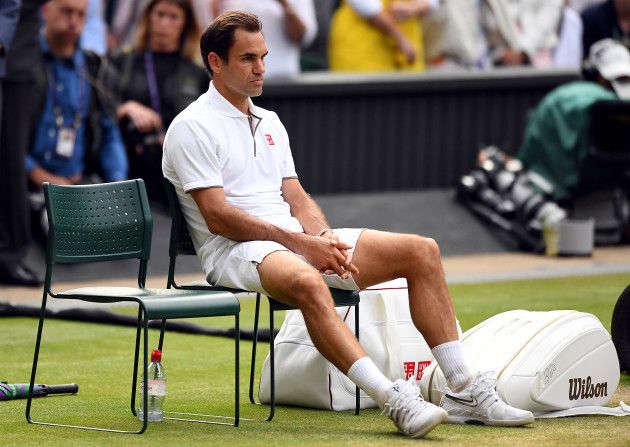 Wimbledon 2019 - Day Thirteen - The All England Lawn Tennis and Croquet Club