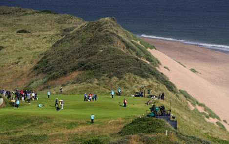 The Open Championship 2019 - Day One - Royal Portrush Golf Club