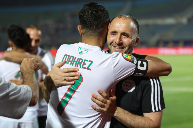 2019 Africa Cup of Nations - Algeria vs Guinea