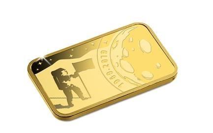 Gold ingot image