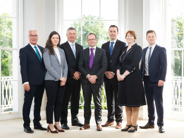 Initiative Ireland Team Photo