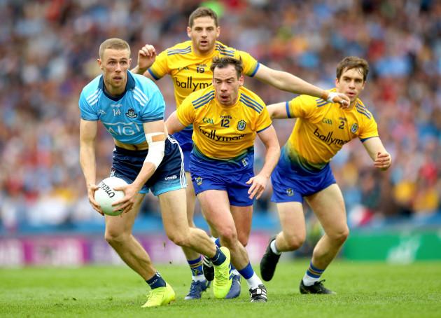 As it happened: Dublin v Roscommon, All-Ireland SFC Super 8s