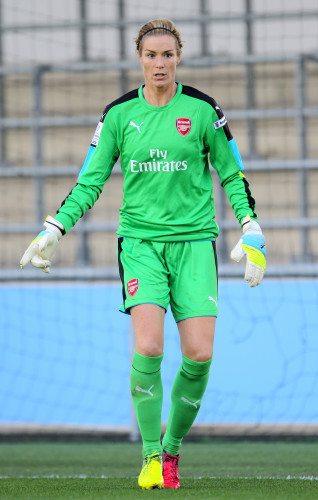 Manchester City Women v Arsenal - FA WSL Continental Tyres Cup - Semi-Final - City Academy Stadium
