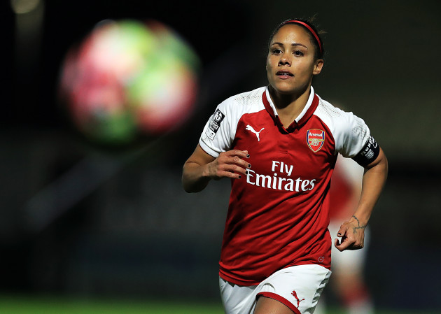 Arsenal v London Bees - FA Women's Super League - Continental Tyres Cup - Meadow Park