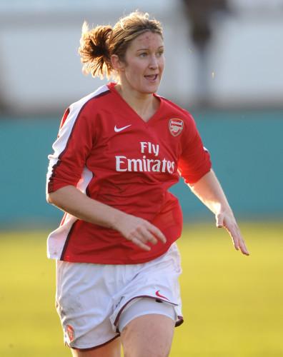 Soccer - FA Tesco Women's Premier League - Everton v Arsenal - Rossett Park