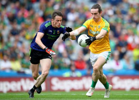 Stephen Coen and Cillian O'Sullivan