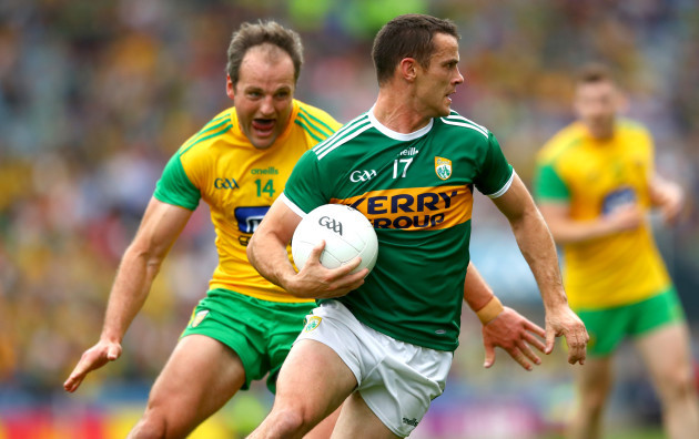 Michael Murphy and Shane Enright