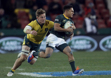 South Africa Australia Rugby Championship