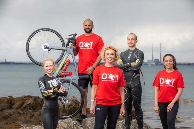 Vodafone Dublin City Triathlon-3