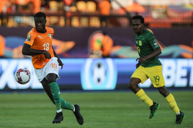 2019 Africa Cup of Nations - South Africa vs Ivory coast