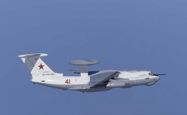 Japan South Korea Russia Warning Shots