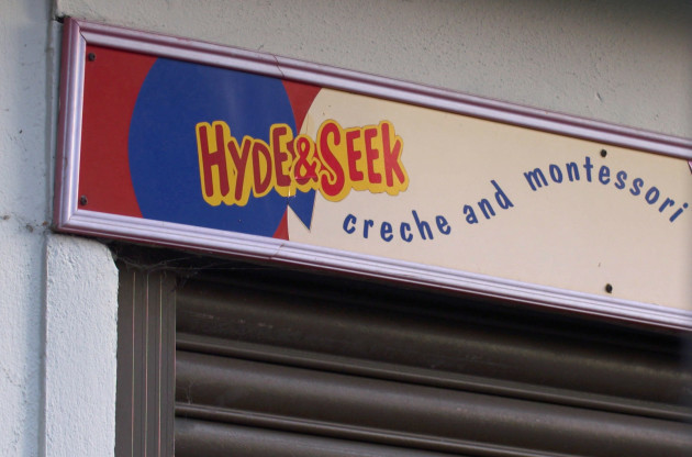 RTE Investigates - Hyde and Seek Creche Tolka Road External 1