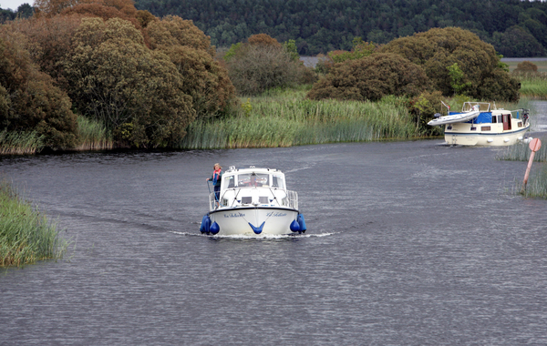 Cruises on the Shannon