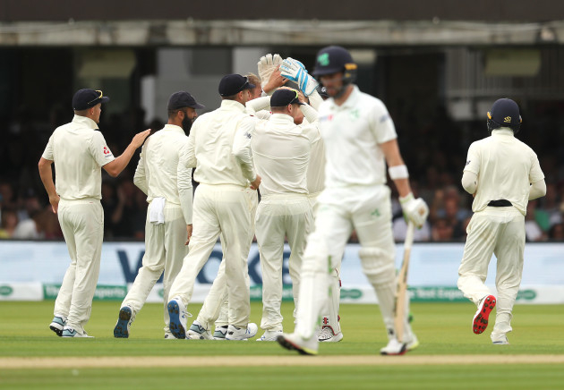 England v Ireland - Specsavers Test Series - Day Three - Lord's