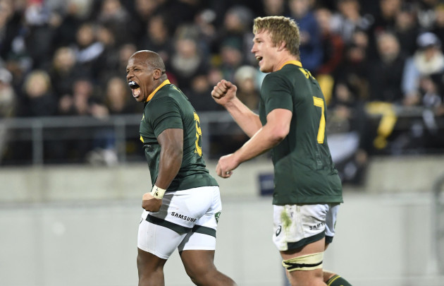 New Zealand South Africa Rugby