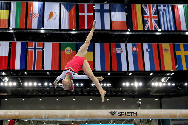Lea Quaas in the high beam