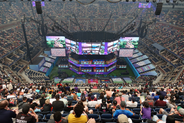 Fortnite World Cup in New York