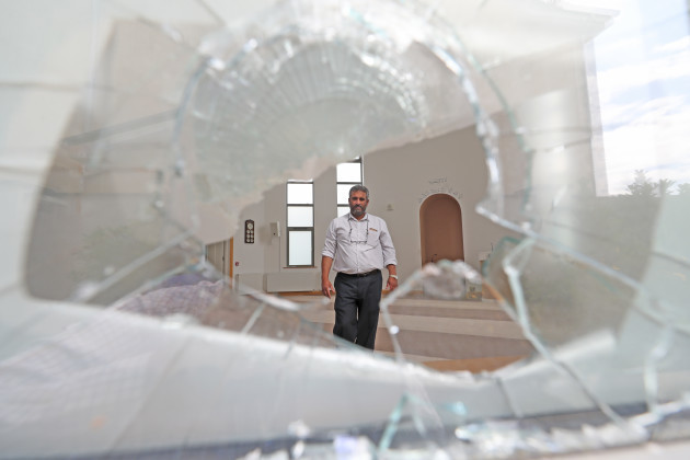 Ahmadiyya Mosque break-in