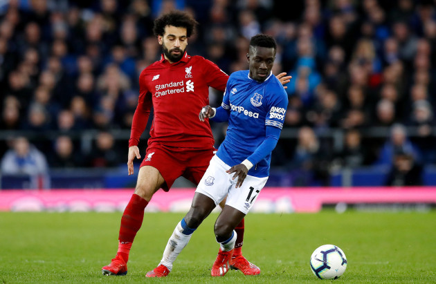 Everton v Liverpool - Premier League - Goodison Park