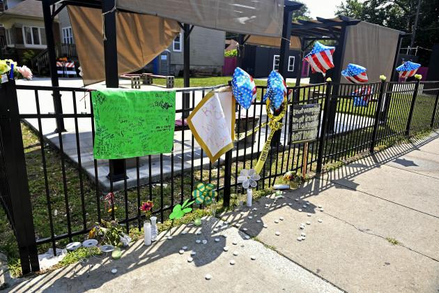 Chicago Violence Mothers Killed