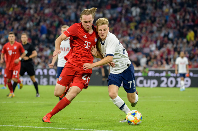 Audi Cup - Bayern Munich - Tottenham Hotspur